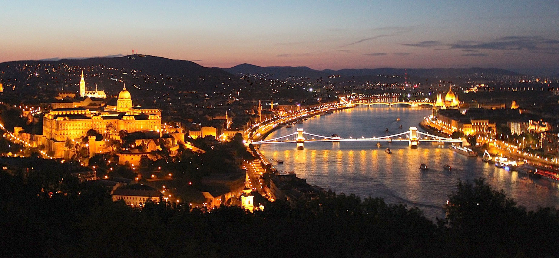 haka upp Budapest